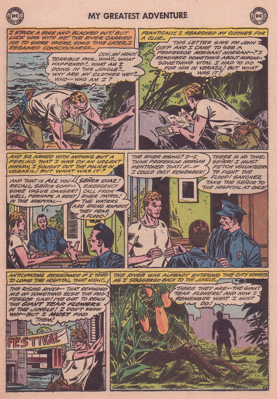 My Greatest Adventure (1955) issue 65 - Page 5