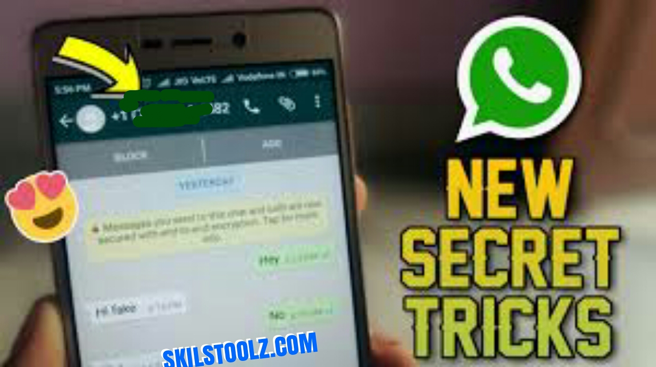 Whatsapp Secret Codes and Tricks for Android and iPhone 2017