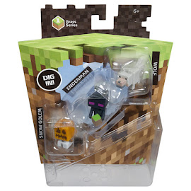 Minecraft Series 1 Wolf Mini Figure