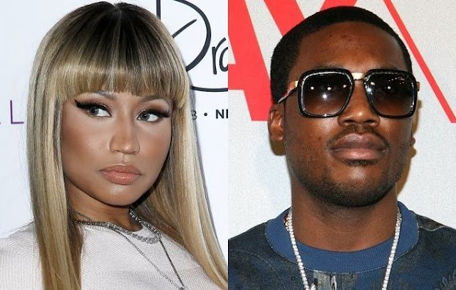 Meek mill gave out the ring nicki minaj returned to him to another girl