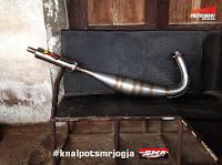 Knalpot RX King tipe Silincer untuk Yahama RX King SMR Jogja