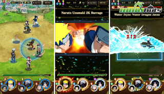 Download Ultimate Ninja Blazing Mod Apk