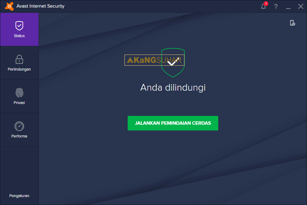 Avast Internet Security 2017 17.1.3394.0 Final Terbaru