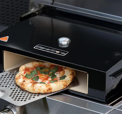 Pizza Oven Box