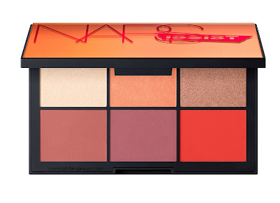 Preview: NARSissist Cheek Palette 2017 - Nars