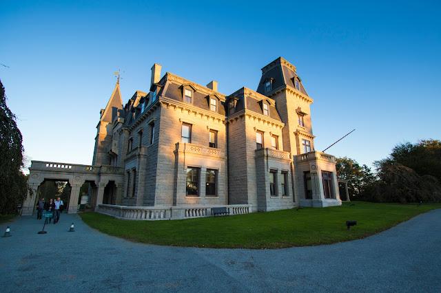 Chateau sur mer-Newport