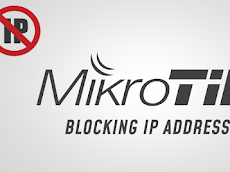 Blocking IP di MikroTik Update