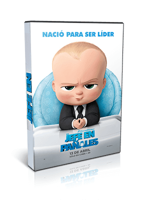 Descargar (Un Jefe en Pañales / The Boss Baby) (2017)