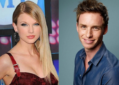 Eddie Redmayne dan Tailor Swift