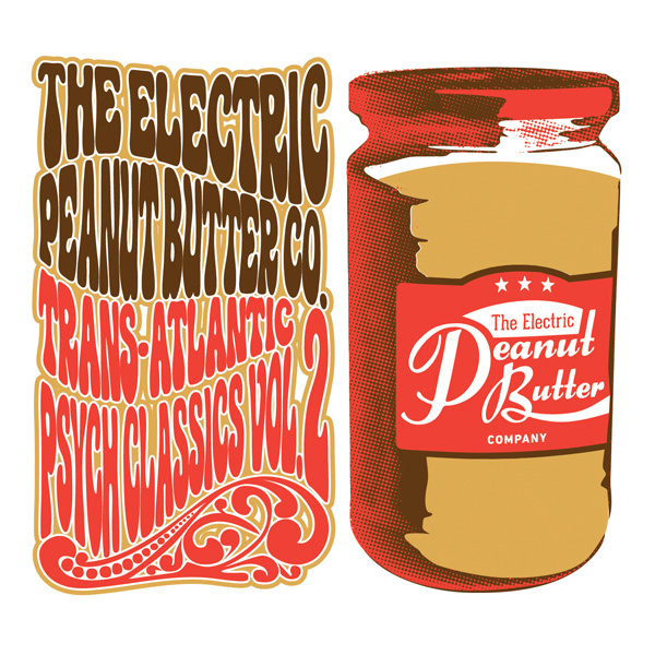 Atomlabor Blog Musik Tipp - The Electric Peanut Butter Company - Trans-Atlantic Psych Classics 2 & 1