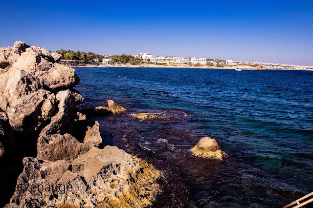Rhodos, Bucht, Meer, Traumstrand, Strand