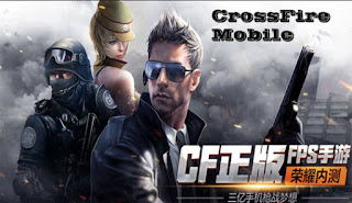 CrossFire Mobile Apk Full Android terbaru