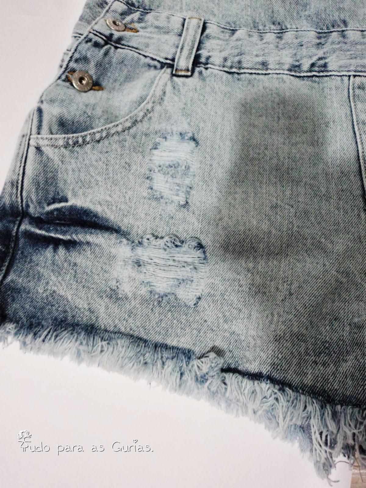 jardineira; jeans; renner