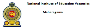 National Institute of Education Vacancies