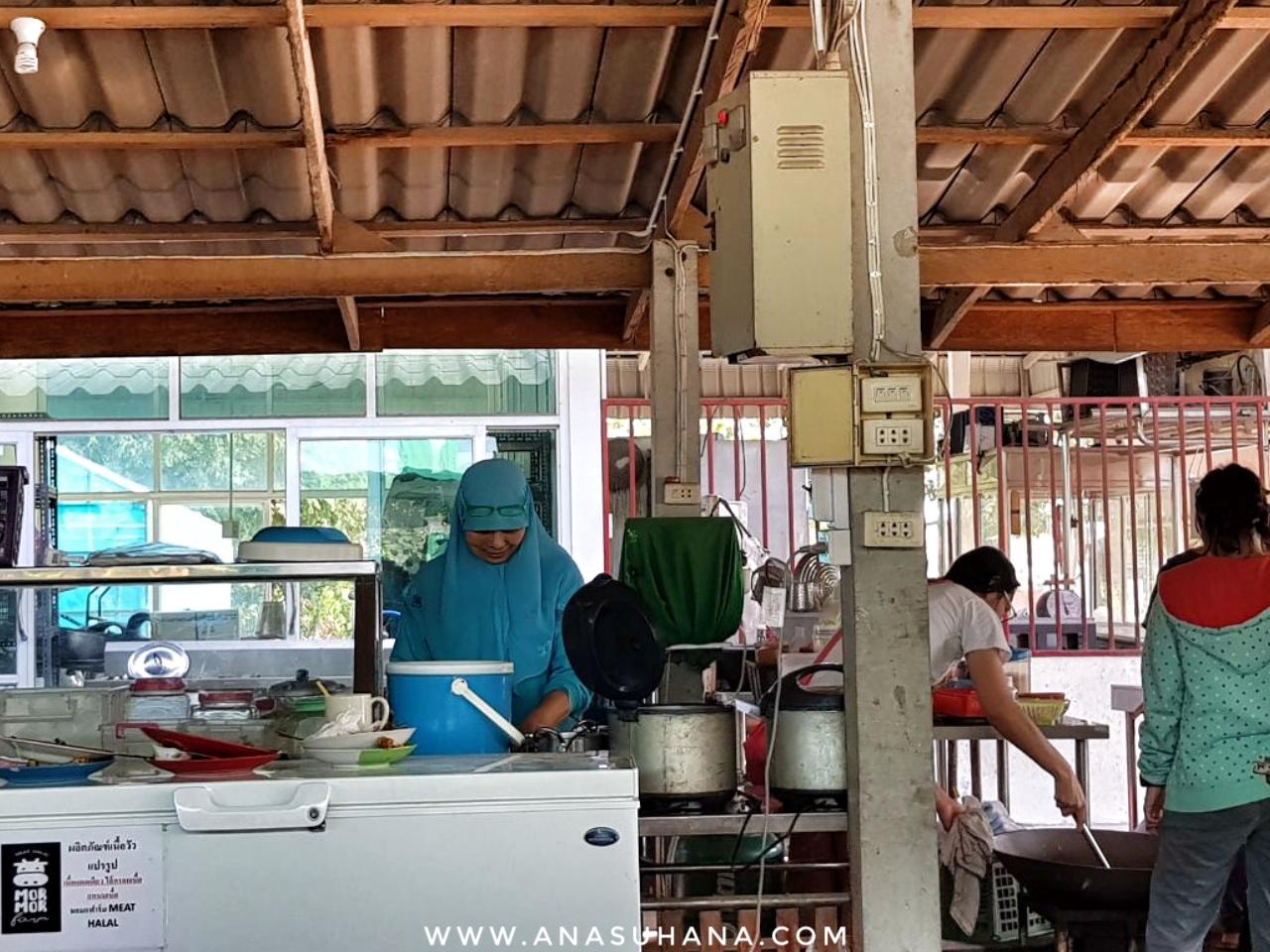 Thai-Pakistani Restaurant Lopburi