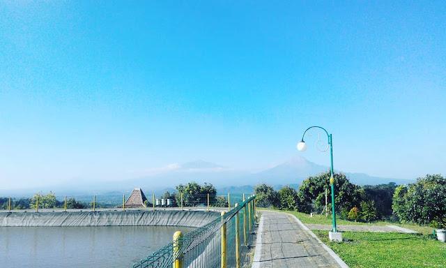 Wisata Embung Kleco