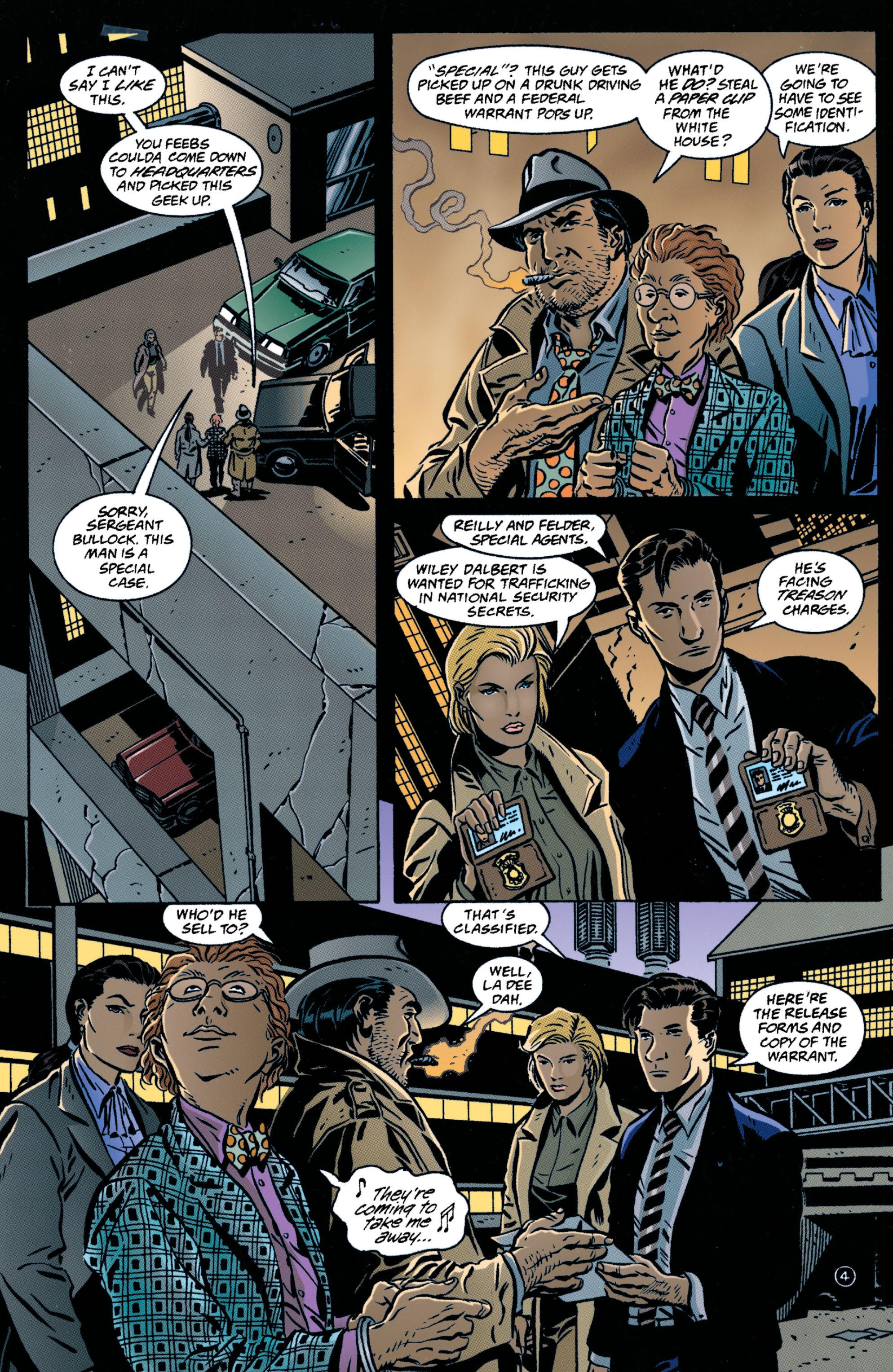 Detective Comics (1937) 714 Page 4