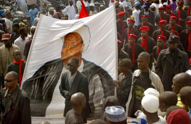 shiite muslims clash police kano
