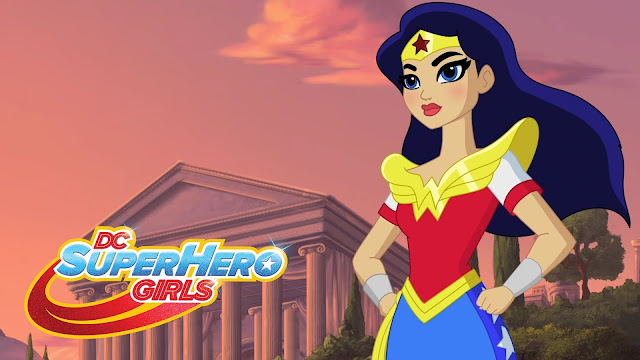 DC Super Hero Girls Hero of the Year