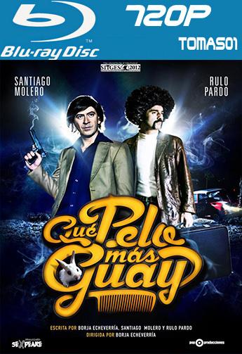 Qué pelo más guay (2012) BDRip m720p