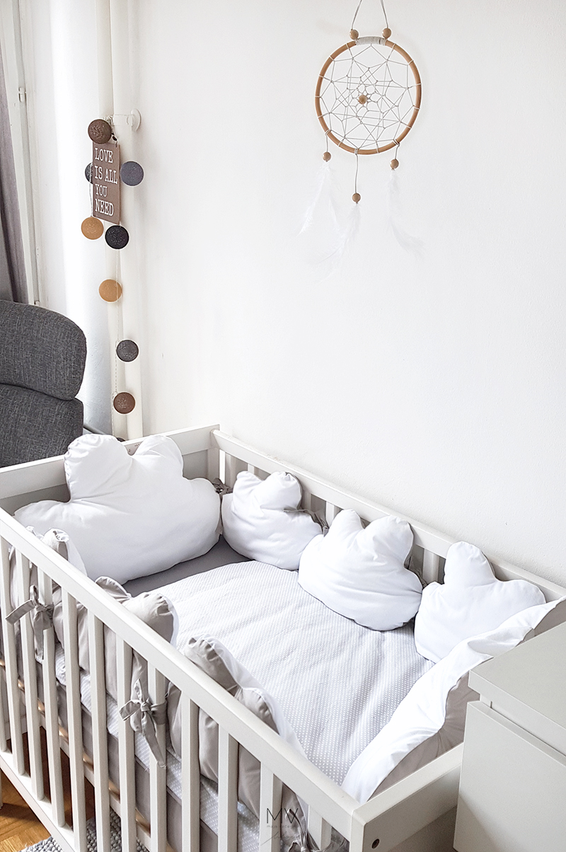 Nursery in the master bedroom project - MVblog