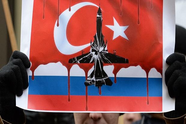 Turki Tegaskan Tak Akan Pernah Minta Maaf pada Rusia