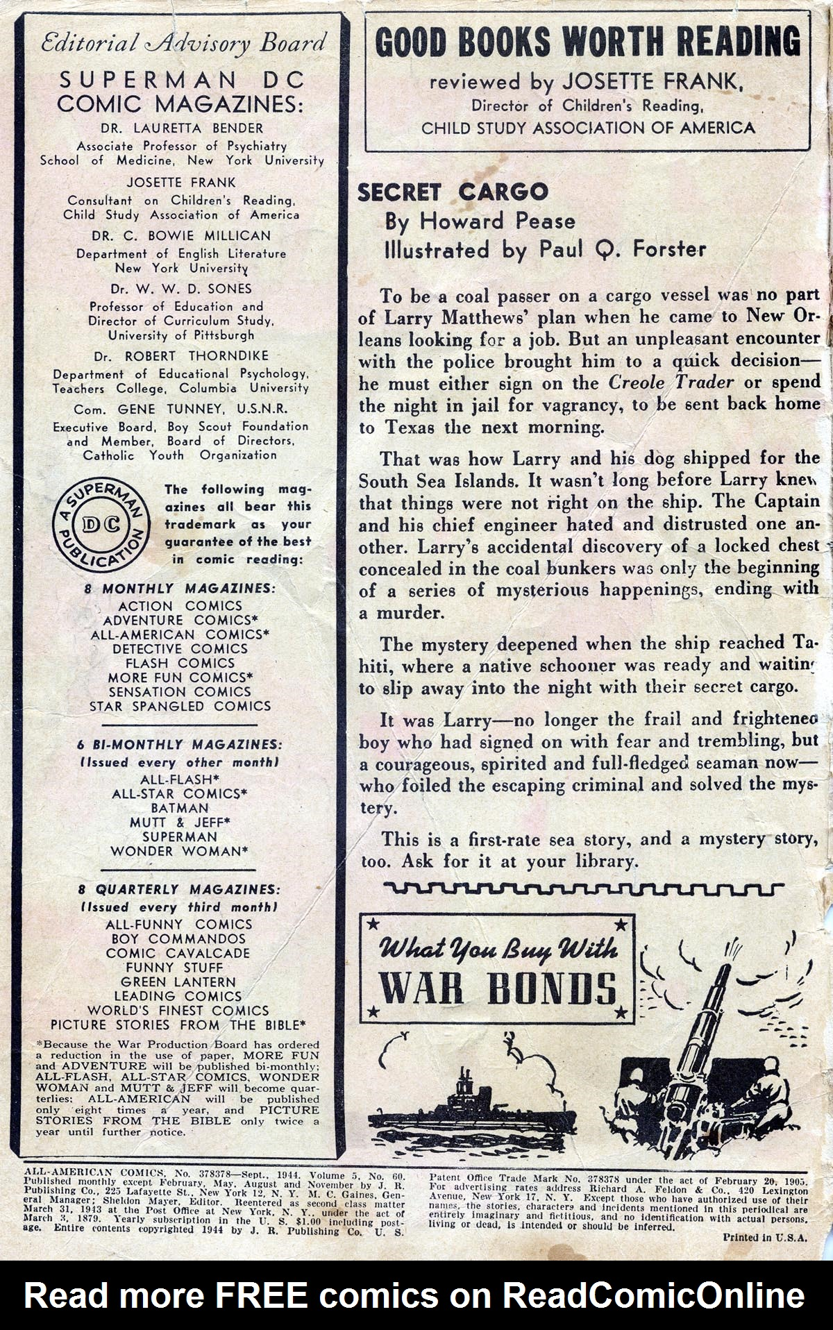 Read online All-American Comics (1939) comic -  Issue #60 - 2
