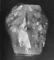 Diamante Cullinan en bruto