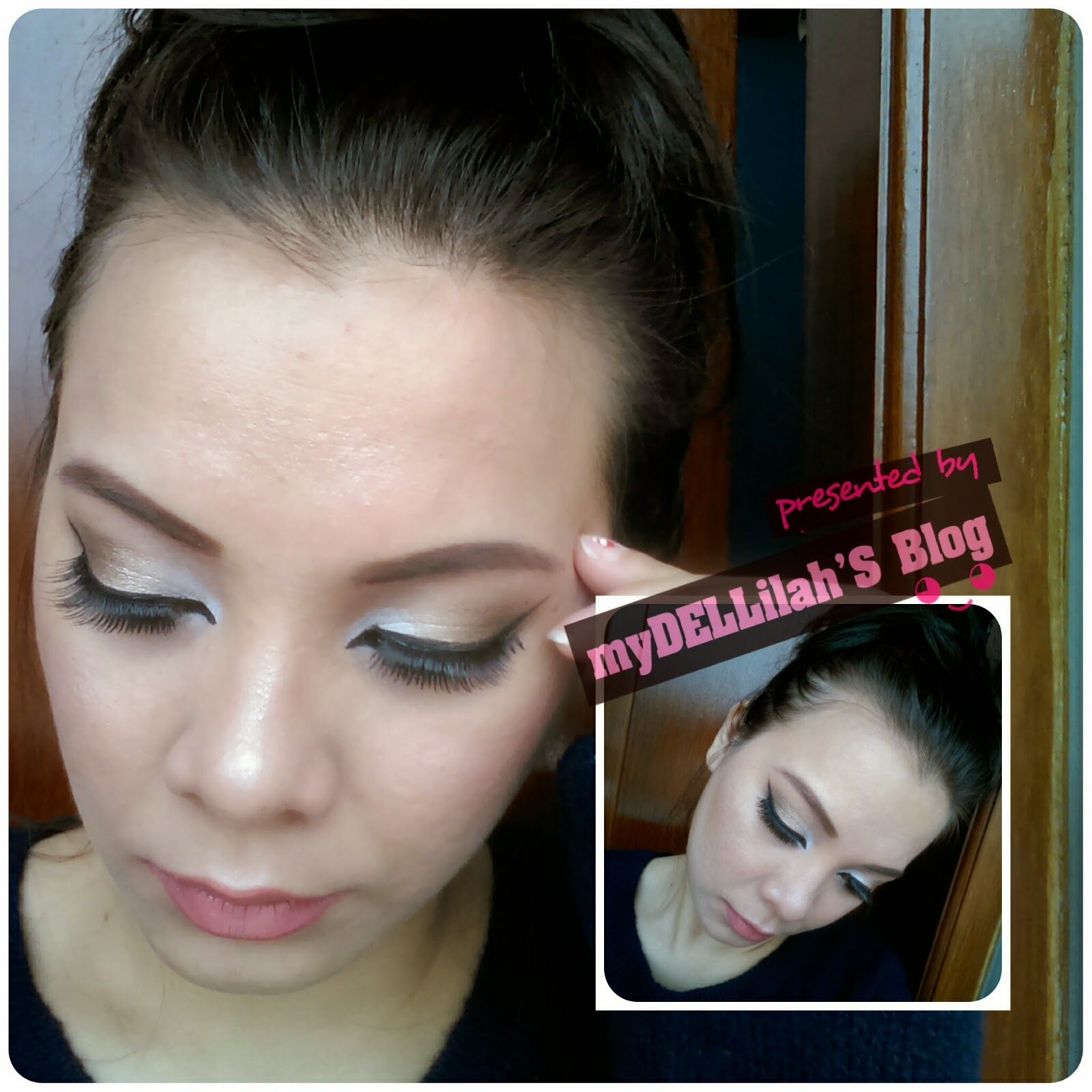 NIGHT MAKEUP USING Sephora Desert Palette