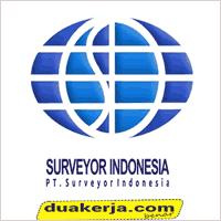 Lowongan Kerja Terbaru PT Surveyor Indonesia (Persero) Bulan Agustus 2016