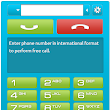Make Free Mobile Calls with Unknown Number using Internet