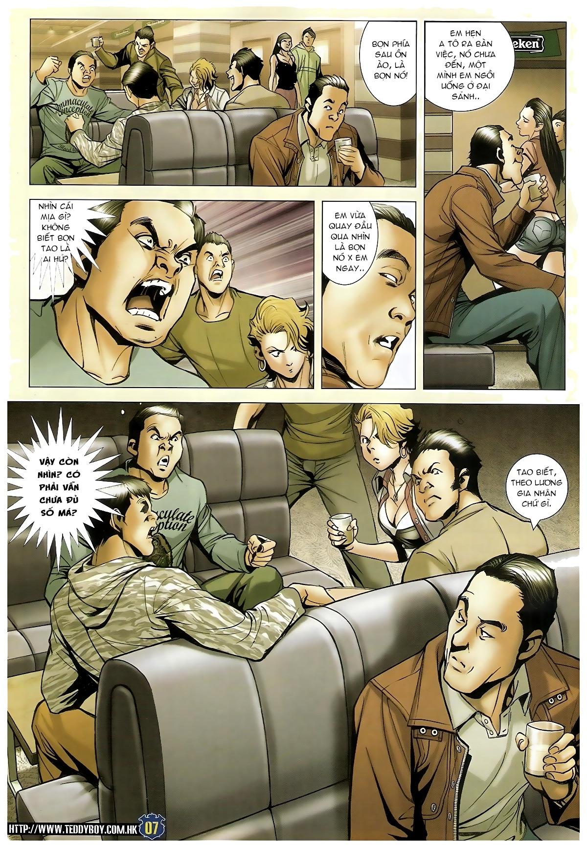 Người Trong Giang Hồ - Chapter 1493: Tốt bụng làm hỏng chuyện - Pic 6