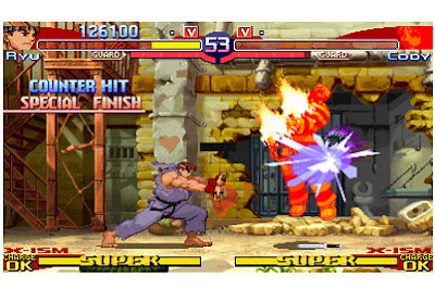 Street Fighter Alpha Anthology (PS2) 2006