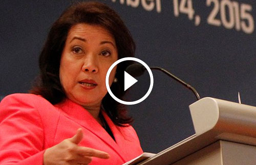 """WATCH: CJ Sereno to SC : """"You Must Live A Simple Life"""""""