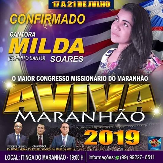 O Aviva Maranhão 2019, gospel eventos