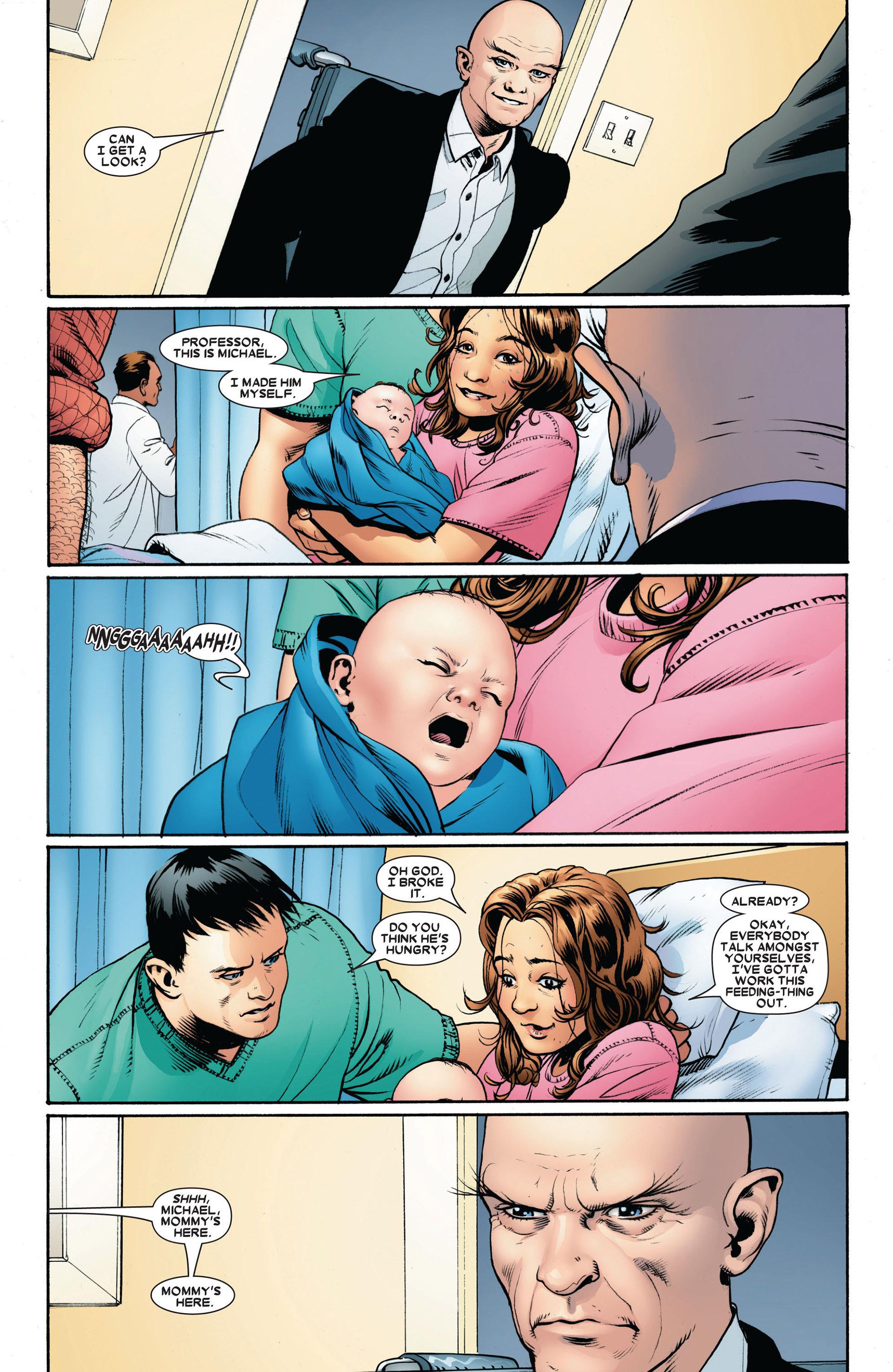 Read online Astonishing X-Men (2004) comic -  Issue #17 - 3