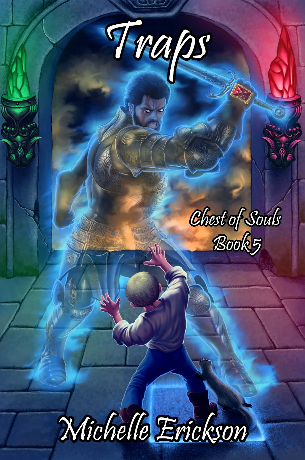 Chest of Souls Book 5
