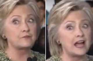 Hillary's Eyes Raise Hillary Clinton Health Worry: Refuses Alzheimer's Test