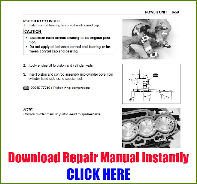 Download Arctic Cat 500 Repair Manual  Download 2003