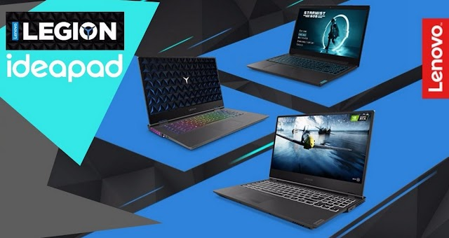 Lenovo luncurkan Laptop Gaming Y740, Y540, Ideapad L340 Gaming