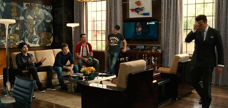 Distribuţia serialului Entourage, reuneşte toată distribuţia în filmul de lung metraj
