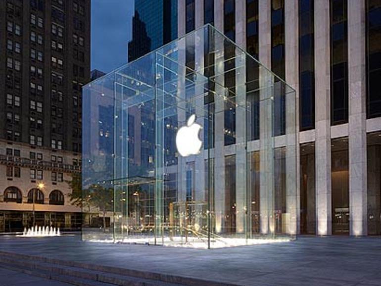 Expensive iPhones boost revenue, but Mac sales tank