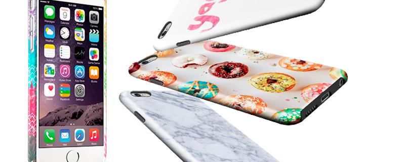Personaliza con tu diseño carcasas de móviles y tablets
