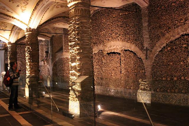 História da Capela dos Ossos