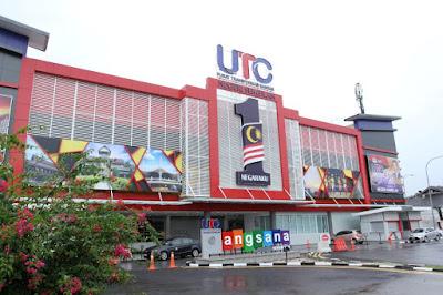 Jalan Seremban-Kuala Pilah Ditutup 30 Nov Sempena Perasmian UTC