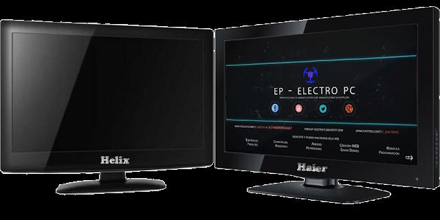 Como Reparar La Tv Lcd Haier Y Helix No Enciende