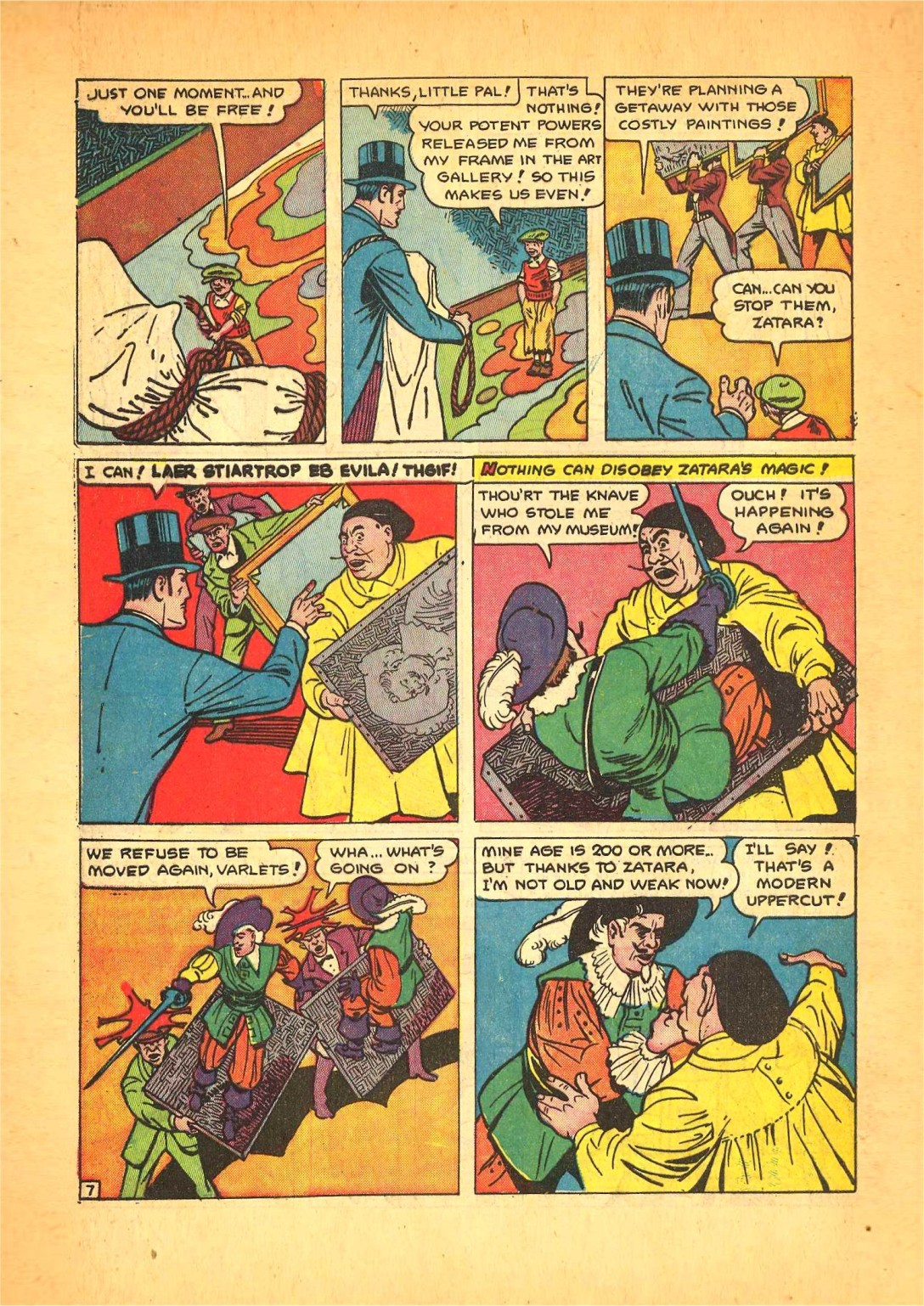 Read online Action Comics (1938) comic -  Issue #68 - 55