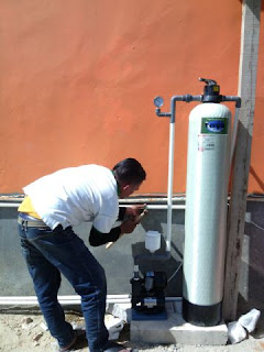 Pemasangan Alat Filter Air di Pamulang dan Bintaro