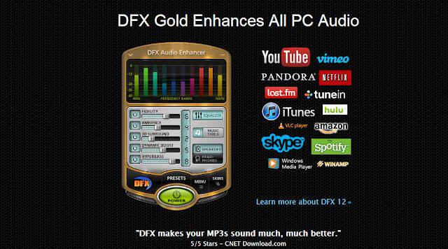 Download DFX Audio Enhancer 12.023 - Phần mềm tăng cường chất lượng âm thanh tốt nhất