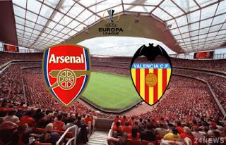 Валенсия – Арсенал  прямая трансляция  бесплатно 9 мая 2019 смотреть онлайн в 22:00 МСК.